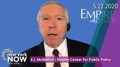 E.J. McMahon's Analysis of New York State's Finances