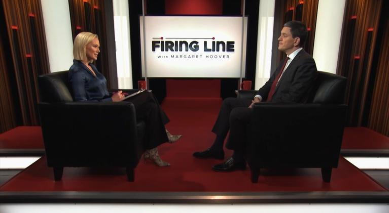 Firing Line: David Miliband