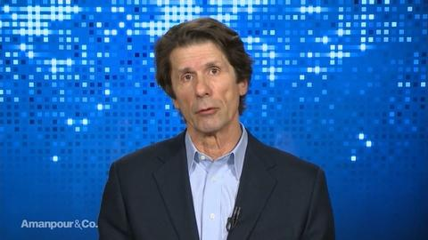 Amanpour and Company -- Environmental Photographer James Balog on His Work