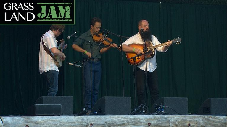 "Grassland Jam: ""Bumblebee in a Jug"" The Laurel Mountain Ramblers"