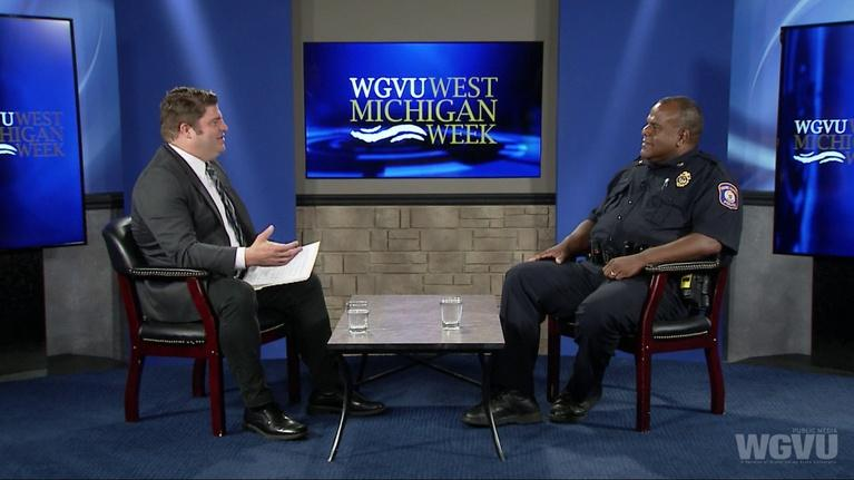West Michigan Week: City of Grand Rapids Police Chief Eric Payne