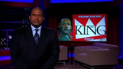 T. Smiley Interviews Obama, Angelou, Belafonte & more on MLK
