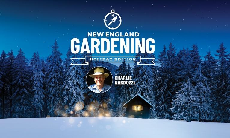 New England Gardening Holiday Edition with Charlie Nardozzi