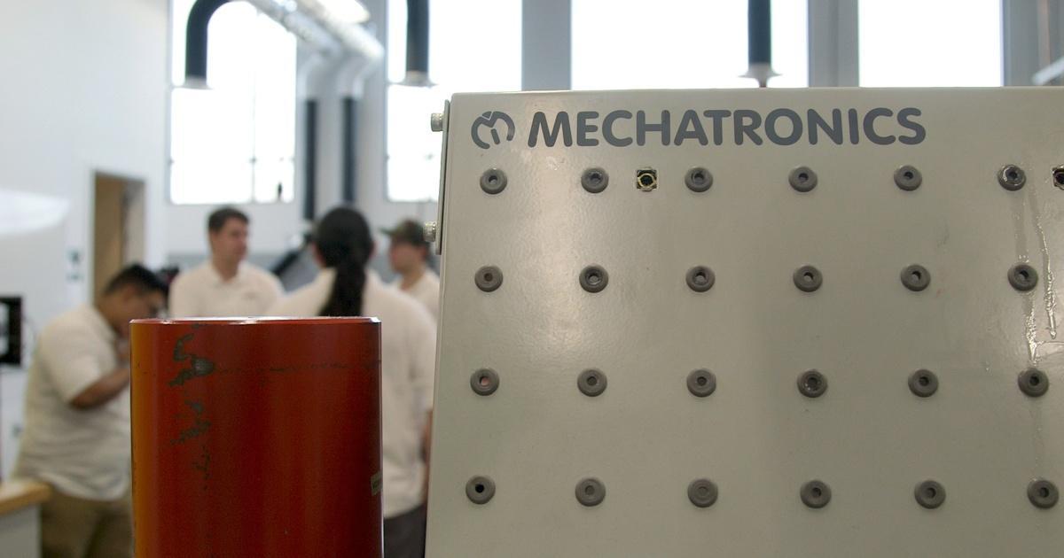 Mechatronics   Season 2019 Episode 03/11/2019   ncIMPACT
