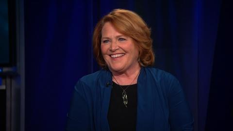 Amanpour and Company -- Former Senator Heidi Heitkamp Reacts to Bolton Revelation