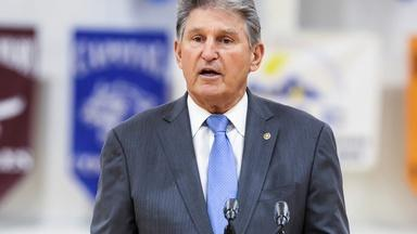 Manchin's opposition a 'body blow' voting rights legislation