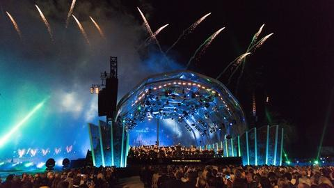 Great Performances -- Vienna Philharmonic Summer Night Concert 2018
