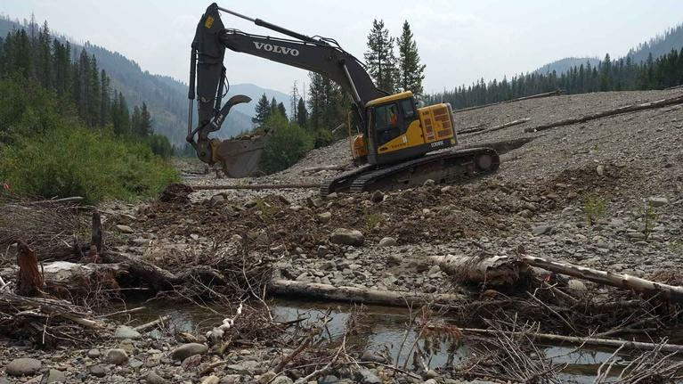 Scout-Resource Issues: Restoring Rivers (Outdoor Idaho)