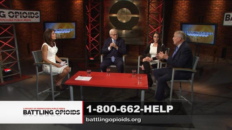 WVIA Special Presentations: Battling Opioids: A Project of PA Public Media Revisited