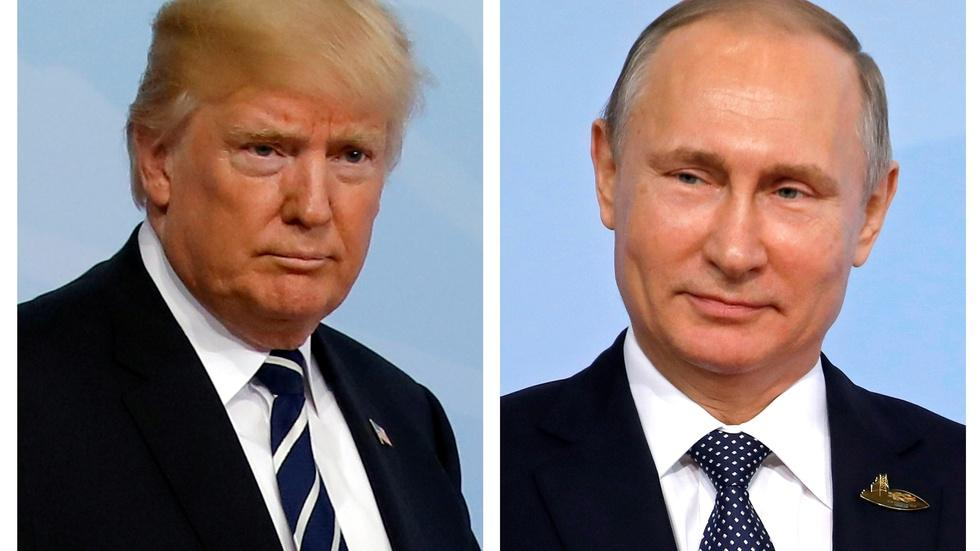 Why Trump and Putin's undisclosed conversation is noteworthy image
