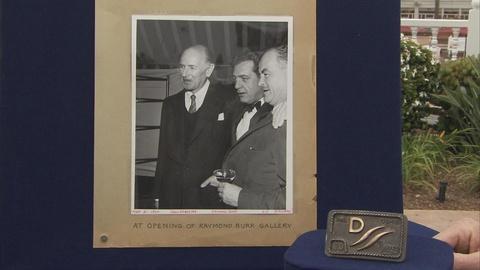 "Antiques Roadshow -- Appraisal: 1946 John Datu Arensma ""Red River"" Belt Buckle"