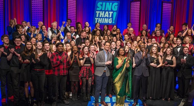 Sing That Thing!: Sing That Thing! Season 4 Episode 7