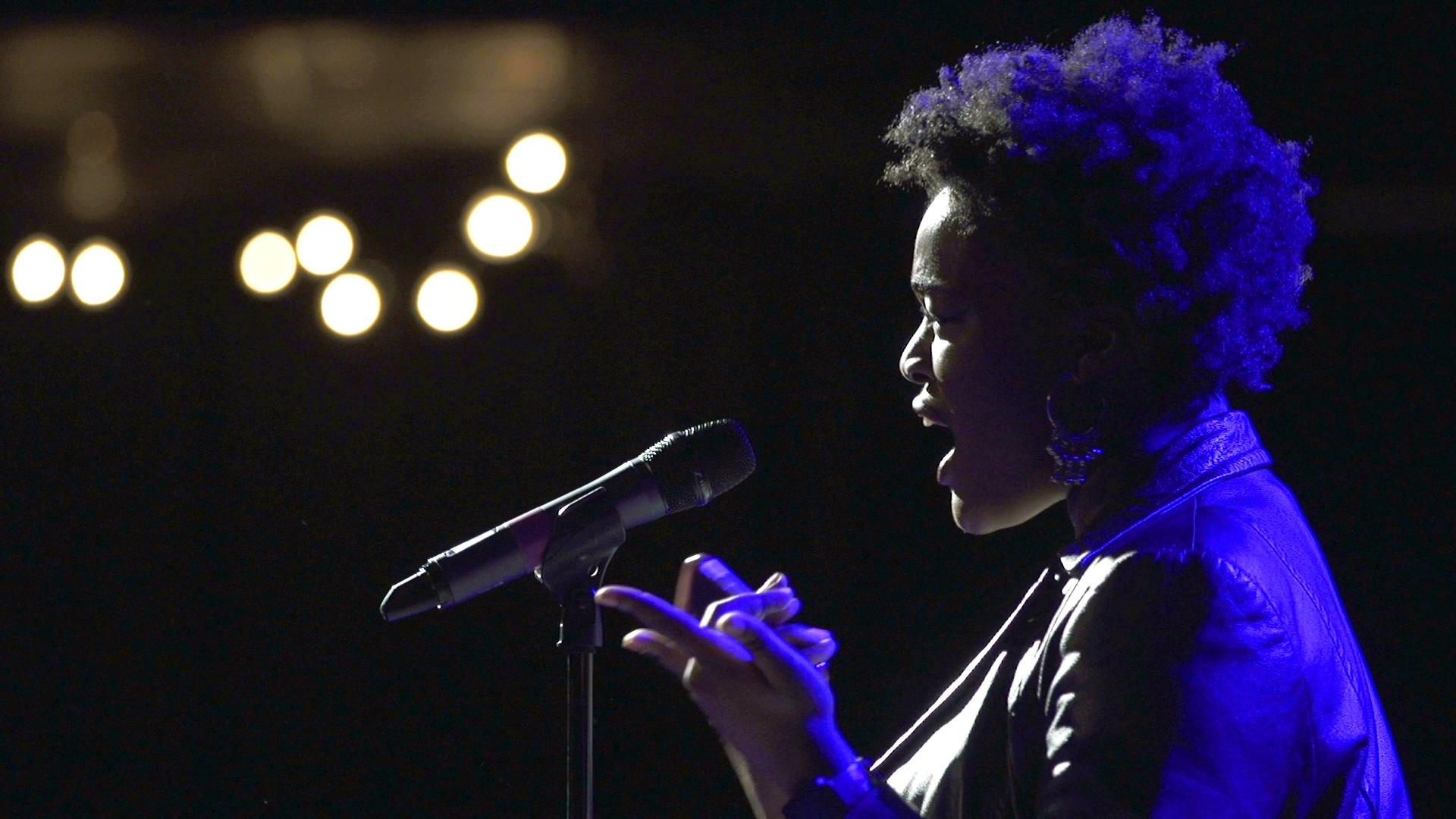 Be Heard: Youth Poetry Slam Series