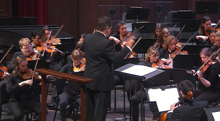 WFSU Music: University Symphony Orchestra Concert |October 13, 2019
