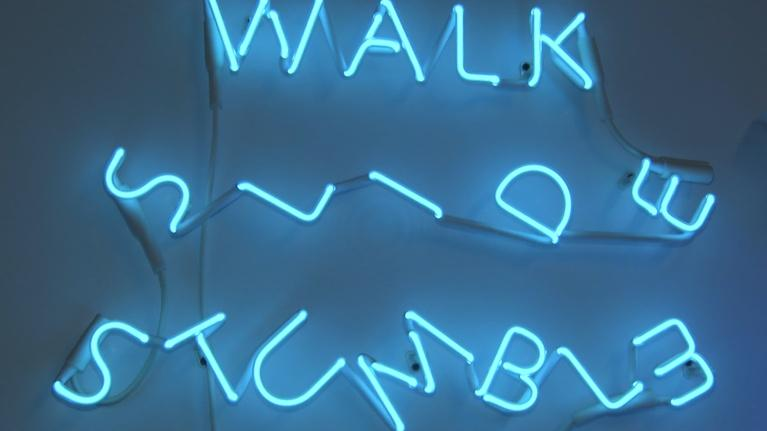 WLIW Arts Beat: Krypton Neon Gives Signs Their Spark