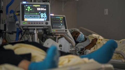Disease expert: Virus is 'direct threat' to U.S. security