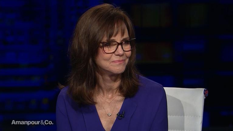 Amanpour and Company: Sally Field