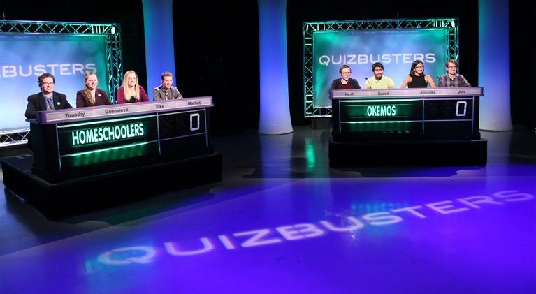 QuizBusters: Lansing Homeschoolers vs Okemos