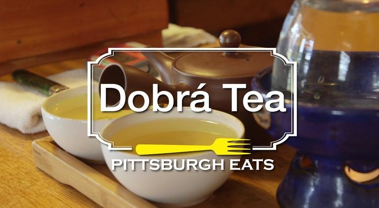 Pittsburgh Eats: Dobra Tea