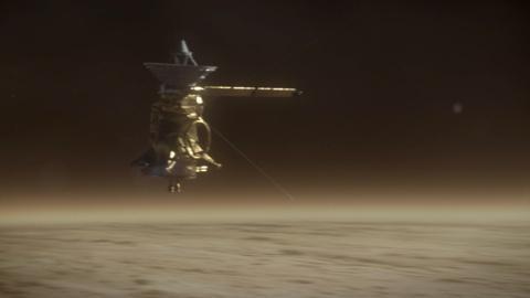 S46 E15: The Cassini Spacecraft's final moments