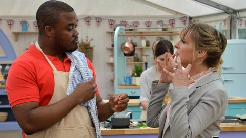 The Great British Baking Show -- S4 Ep8: Preview: Tudor Week