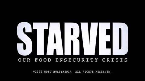 Starved Logo