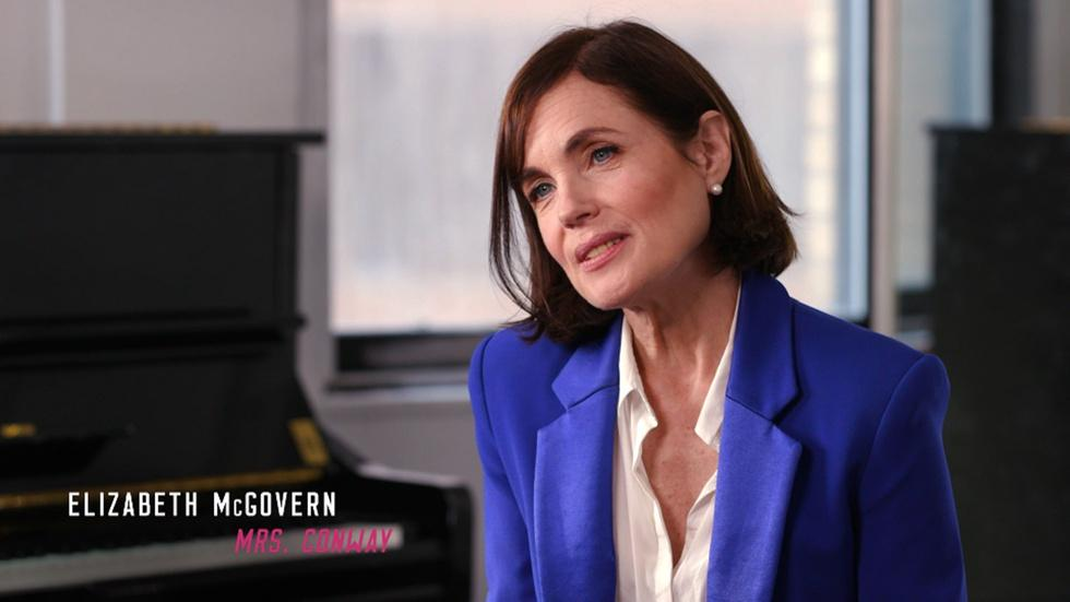 Time and the Conways on Broadway with Elizabeth McGovern image