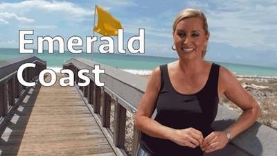 Family Travel with Colleen Kelly | Emerald Coast - Castle Building, Dolphin Doodling & Jet Ski
