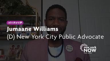 Jumaane Williams Potential Bid for Governor