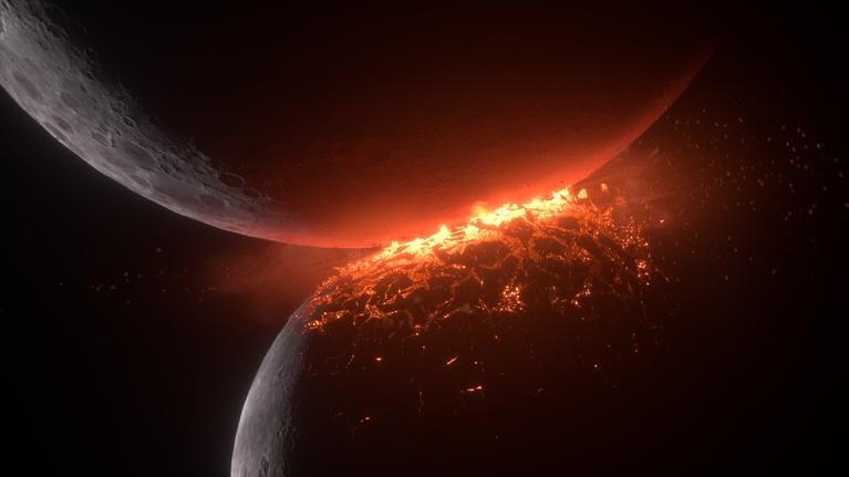 NOVA: The Planets: Inner Worlds