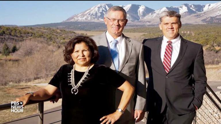 PBS NewsHour: Utah's Navajo hope redistricting brings needed resources