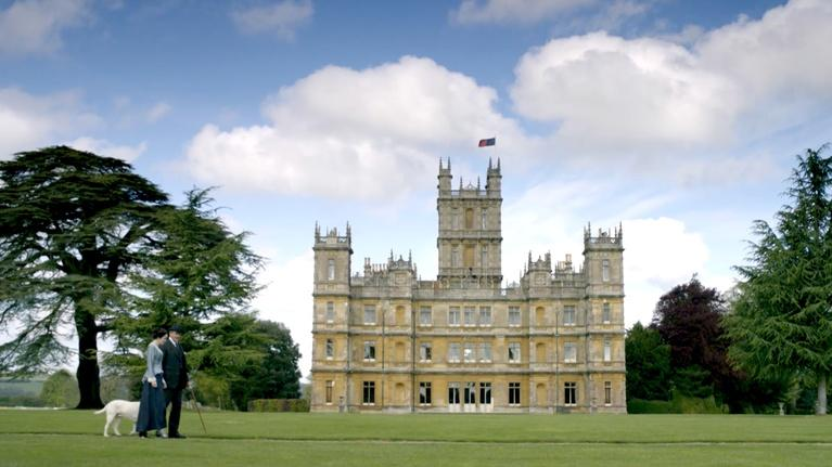 Downton Abbey: Watch with PBS Passport