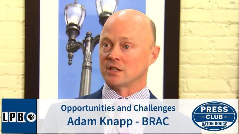 Press Club: Opportunities & Challenges | Adam Knapp | 01/27/20