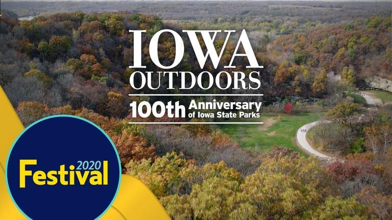 Iowa Outdoors: Iowa Outdoors: 100th Anniversary Of Iowa State Parks
