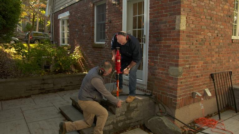 Ask This Old House: Metal Railing, Tile Replacement | Ask TOH