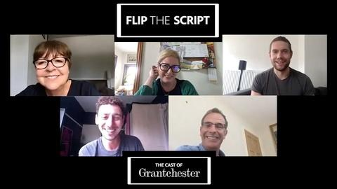 Grantchester -- Flip the Script