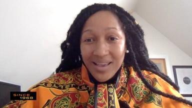 Rev. Mariama White-Hammond  on Basic Black 2-19-21
