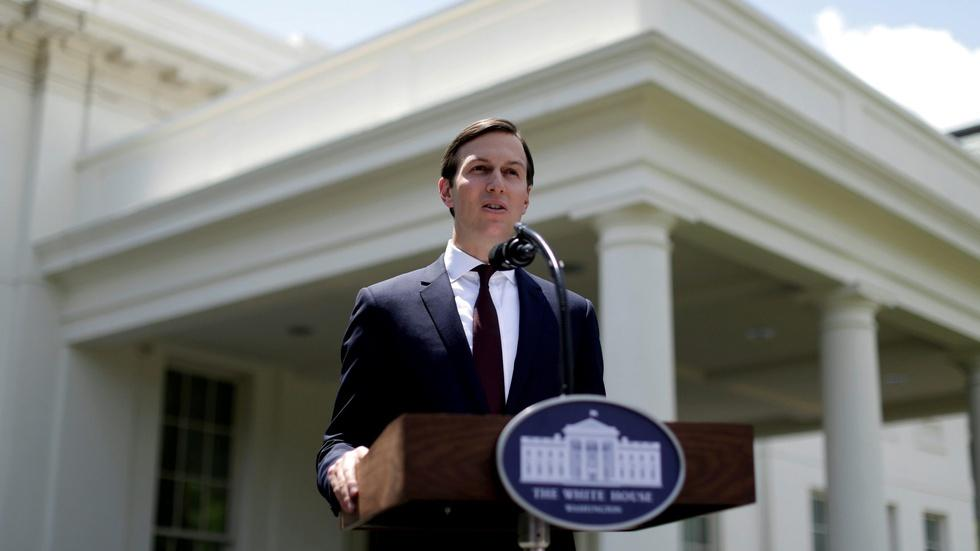 Why there is so much focus on Kushner's Russia contacts image