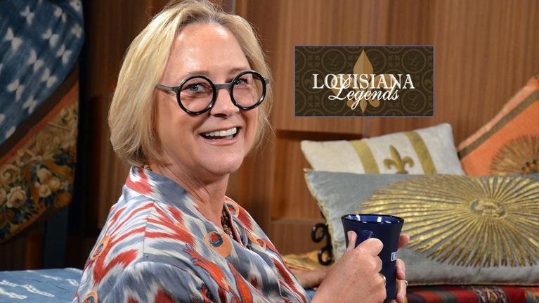 Louisiana Legends: Rebecca Vizard | Louisiana Legends