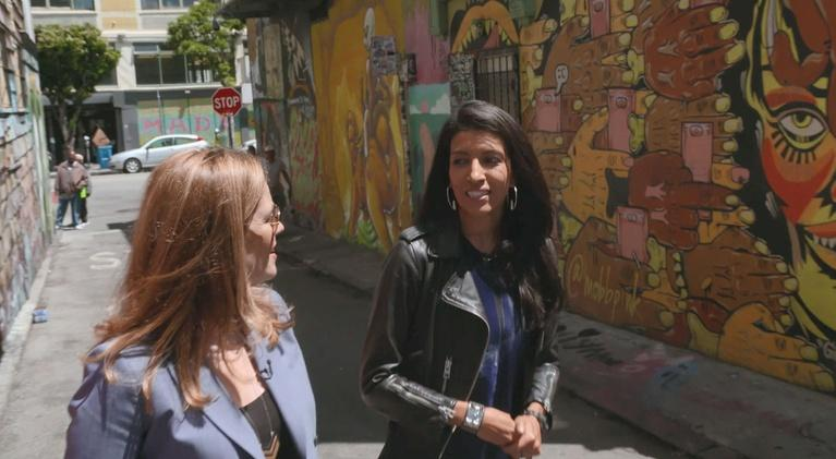 To Dine For with Kate Sullivan: Episode 103: Leila Janah