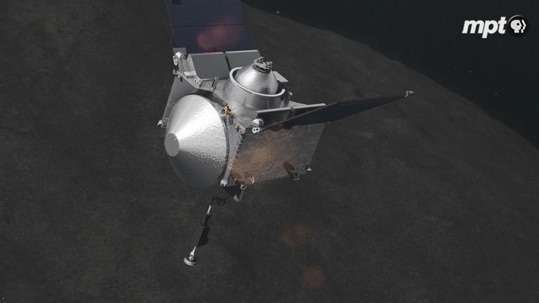MPT Digital Studios: The Dig: NASA Asteroid