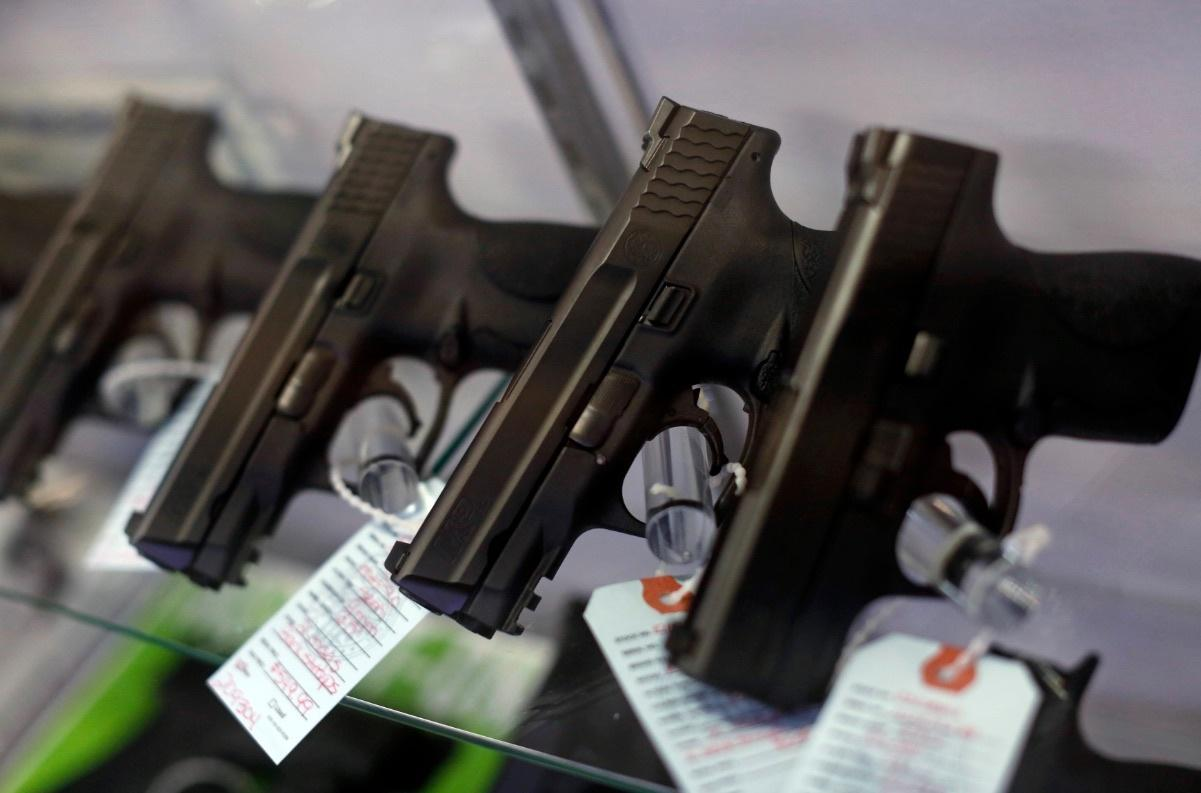 How the House passed first major gun bill in a generation