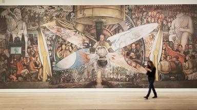 "NYC-ARTS Choice: Whitney Museum, ""Vida Americana"""