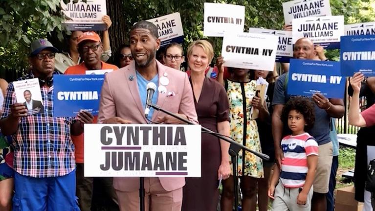 New York NOW: Williams Challenging Lt. Governor Hochul