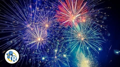 Reactions -- The Chemistry of Fireworks