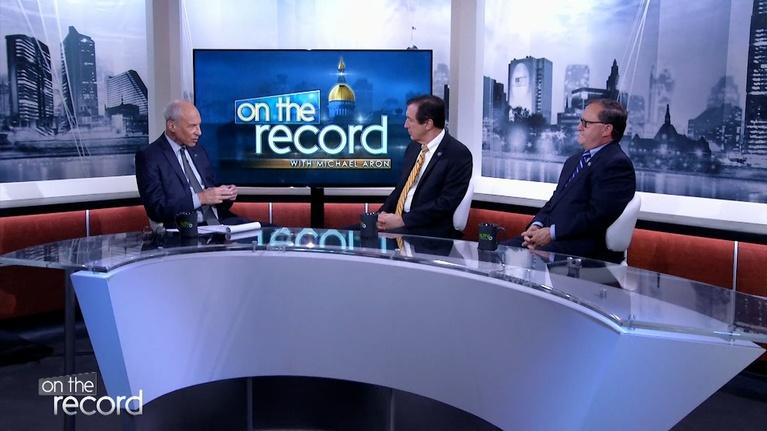 On the Record: Assemblymen John Burzichelli and John DiMaio