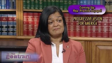 Woman Thought Leader: Rep. Pramila Jayapal (D-WA)
