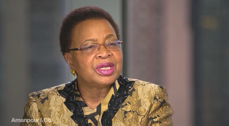 Amanpour and Company: Graça Machel