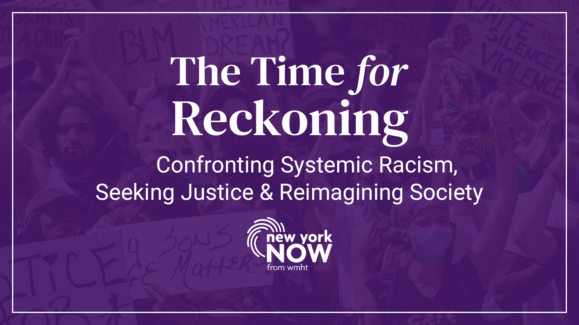 The Time for Reckoning | Albany