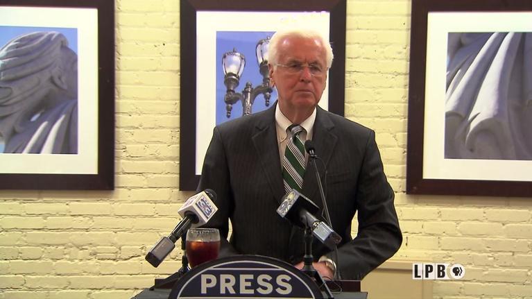 Press Club: 05/22/17 - Jim Donelon, Louisiana Insurance Commissioner
